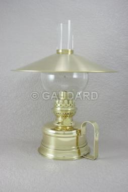 Lampe G S Avec Abat Jour Laiton